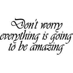 C0271 Dont Worry…